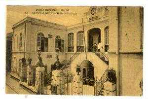 Afrique Occidentale, Hotel-de-Ville, Saint-Louis, Senegal, 1900-1910s