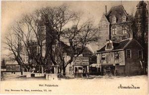 CPA AK AMSTERDAM 105 Het Polderhuis NETHERLANDS (565839)