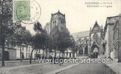 Tongeren Belgien tongeren belgium belgië la belgique belgien de kerk tongeren de