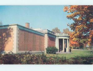 Unused Pre-1980 MUSEUM SCENE Hagerstown Maryland MD hs9099