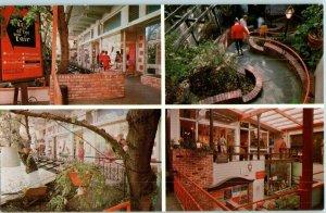 Village Fair 40 Shops Sausalito California Postcard