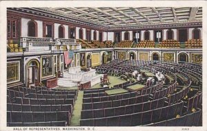 Washington DC Hall Of Repesentatives
