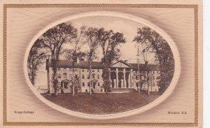 WINDSOR , Nova Scotia , Canada , PU-1917; Kings College
