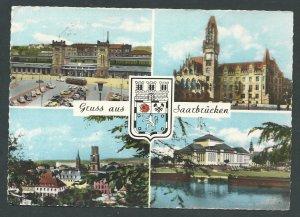 Germany  PC    Gruss aus Saarbrucken