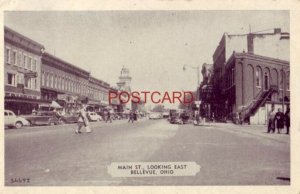 1950 MAIN ST., LOOKING EAST, BELLEVUE, OHIO