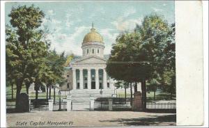 Capitol, Montpelier VT