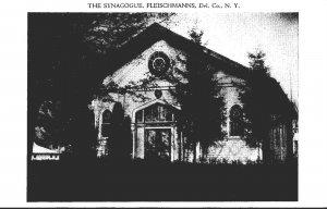 New York Fleischmanns The Synagogue