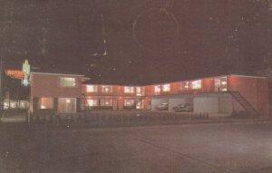 PORTLAND , Oregon , 1961 ; The Westerner Motel