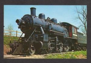 NJ Black River Railroad FLEMINGTON RINGOES NEW JERSEY