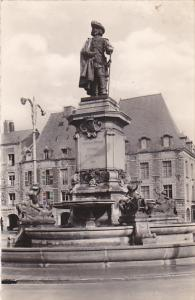 France Charleville Place Ducale et Statue de Charles de Gonzaque 1958 Photo