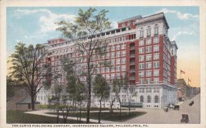 The Curtis Publishing Company, Independence Square, PHILADELPHIA, Pennsylvani...