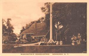 Washington's Headquarters Newburgh, New York Postcard