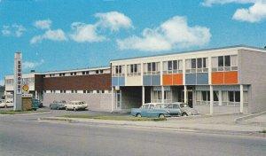 ST JOHN's, Newfoundland, Canada, 1950-60s ; Kenmount Motel