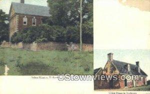 Nelson Mansion - Yorktown, Virginia