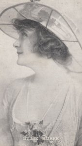 BILLIE BURKE, 1910s - 1920s ; Actress ; Grand Theatre , Albany , New York