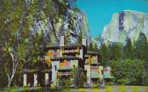 The Ahwahnee Hotel Yosemite National Park California