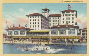 OCEAN CITY , New Jersey , PU-1950 ; The Flanders