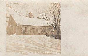 RP: UXBRIDGE , Massachusetts, 1906 ; Jefferson House