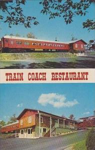 Pennsylvania Tannersville Hill Motor Lodge And Train Coach Restaurant