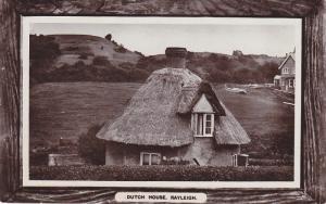 RP, Dutch House, RAYLEIGH (Essex), England, UK, 1920-1940s