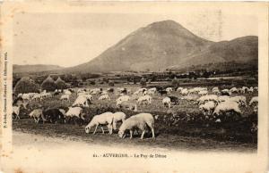 CPA Auvergne - Le PUY-de-DOME (220708)