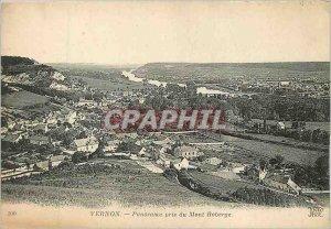 Postcard Old Mount Vernon panorama taken roberge