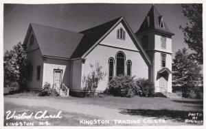 RP; United Church , KINGSTON, Nova Scotia, Canada, 30-40s