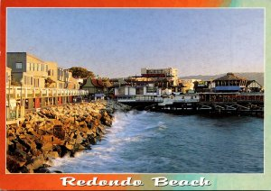 California Redondo Beach The Pier