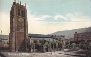 Halifax , England , 00-10s ; Parish Church