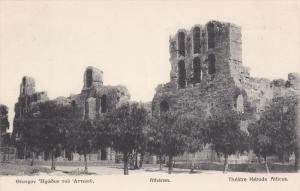 Theatre Herode Atticus, ATHENES, GREECE, 1910-1920s