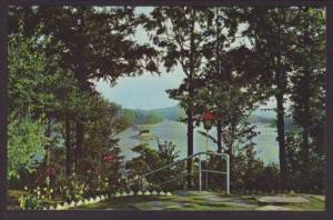 Sun-Moon Lake,Taiwan Postcard