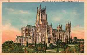St John the Divine Cathedral,New York,NY