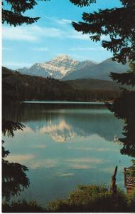 Mt. Edith Cavell - Four Post Cards