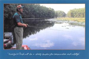 Fishing - Governor Bush