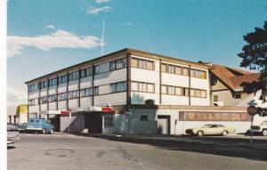 Willow Inn Hotel, Downtown Kelowna, British Columbia, Canada, 40-60´s