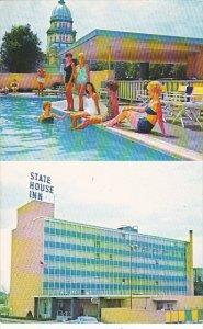 State House Inn Pool Springfield Illinois