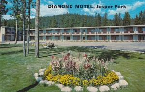 Diamond Hotel , Jasper Park , Alberta , Canada , 50-60s