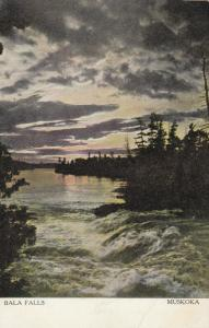 BALA FALLS, Muskoka , Ontario, 1900-10s