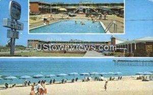 Sea Foam Motel in Nag's Head, North Carolina