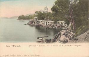Italy San Michele Riviera di Genova 01.87