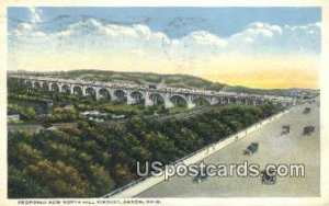 Proposed New North Viaduct - Akron, Ohio