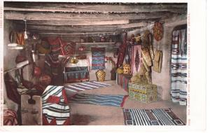 Old Blanket Room in Hopi House, Grand Canyon of Arizona