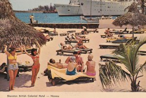NASSAU, Bahamas, 1950-1960's; Sheraton British Colonial Hotel