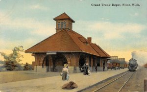 LP64  Flint Michigan  Postcard Depot