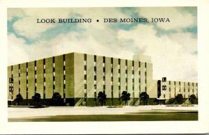 Iowa Des Moines The Look Building