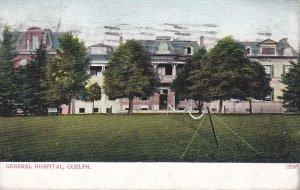 GUELPH , Ontario , Canada , 00-10s ; General hospital