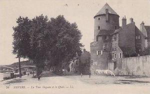 France Nevers La Tour et le Quai