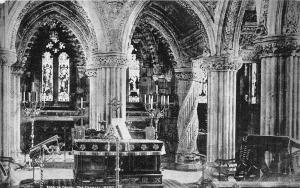BR37339 The Chancel rosslyn chapel scotland