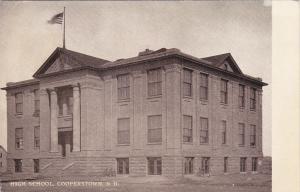 COOPERSTOWN, North Dakota, 1900-10s ; High School