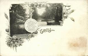 germany, BERLIN, Motive aus dem Thiergarten, ZOO Zoological Park (1899)